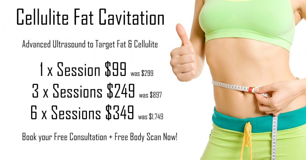 Cellulite Ultrasonic Fat Cavitation Beauty And Laser