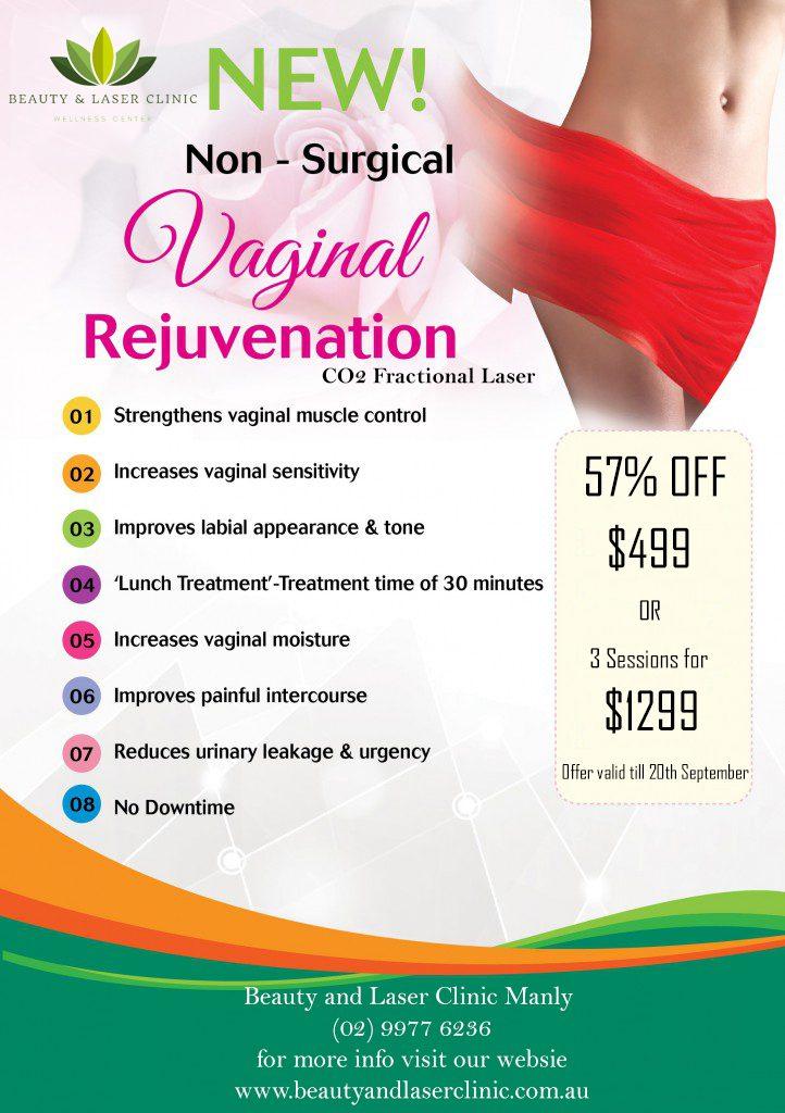 Vaginal Rejuvenation Amp Tightening Sydney Co2